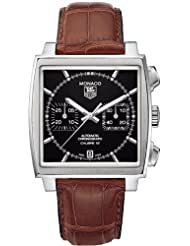 NEW TAG HEUER MONACO MENS WATCH CAW2110.FC6178