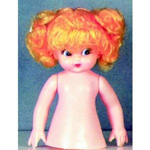 "Air Freshener Doll 5.75""-blonde Hair"