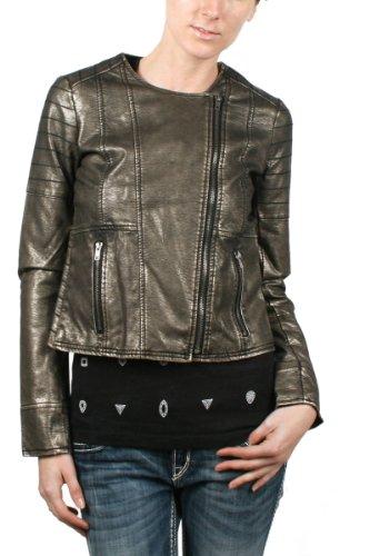 Jack Bb Dakota - Lilou Jacket In Grey, Size: X-Small, Color: Grey