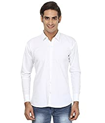 FOCIL White casual shirt for men