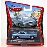 Cars 2 Movie Series 1 Finn McMissile #2 Die Cast Vehicle