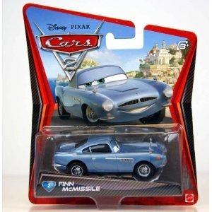 Disney Cars 2 V2799 Finn McMissile Véhicule Miniature Cars 2 - Nr. 02