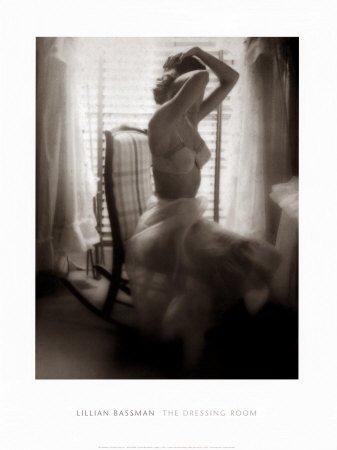 Untitled, c.1950's Art Poster Print by Lillian Bassman, 18x24