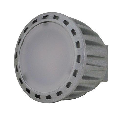 Ledwholesalers 12 Volt Ac Dc Mr11 Led Light Bulb 4 Watt, 120 Degree Wide Angle, Warm White, 1129Ww