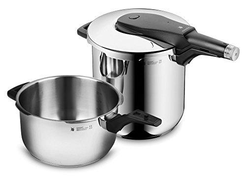 WMF Perfect Pro 8.5 & 4.5-quart Pressure Cooker Combo (Wmf Cookware Pressure compare prices)