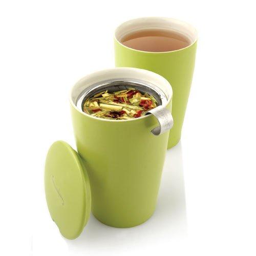 Tea Forté Kati Loose Tea System, Green,