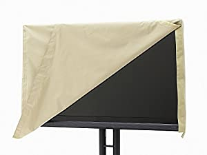 50 Inch Outdoor TV Cover Full Flip Top Cover