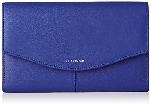 Le Tanneur  Valentine Ttv3603, Portafogli  Donna, Blu (Bleu (B3)), Taille Unique