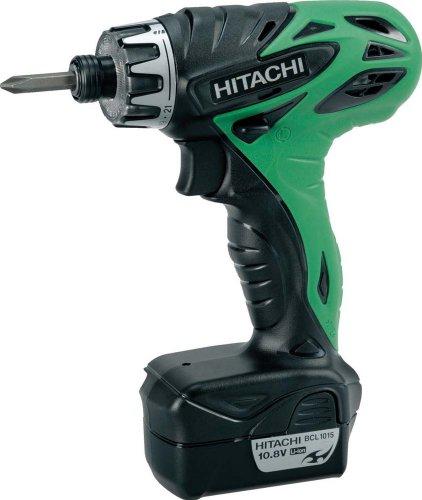 Hitachi DB10DL Compact Drill Driver 10.8 Volt 1.5 Ah Li-Ion