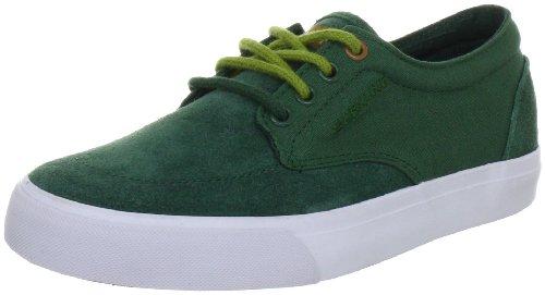 Dekline Mason Trainers - Skateboarding Unisex-Adult Green Grün (green-green) Size: 40.5