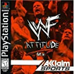 WWE Attitude - PlayStation