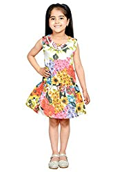 StyleMyKidz Girl Regular Fit Dress (5-6 Years)