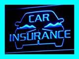 ADV PRO i150-b OPEN Car Insurance Services Displays Light Sign