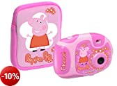PEPPA PIG My First Digital Camera With Camera Case PPC001L