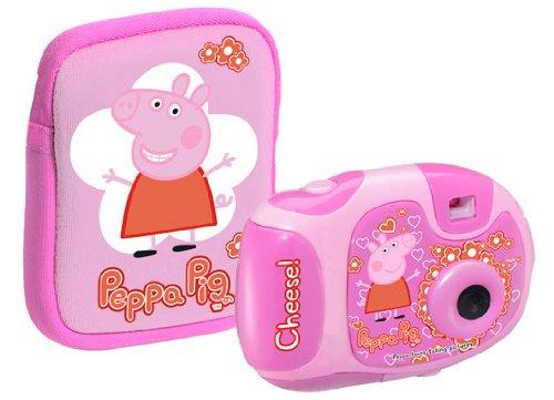 INGO PPC001L Peppa Pig My First Digital Camera