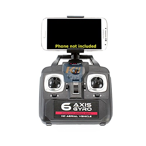 FPV Drone Zeus Quadcopter With Camera Live Video