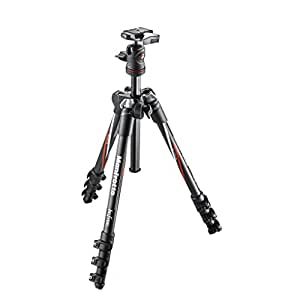 Manfrotto MKBFRC4-BH Befree Carbon Fiber Tripod with