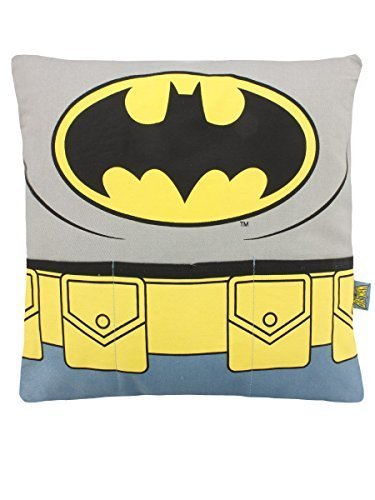 Batman Costume Cushion With Pockets by DC Comics
