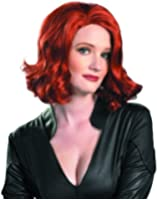 Marvel's Avengers Movie Black Widow Wig