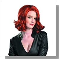 Marvel's Avengers Movie Black Widow Wig