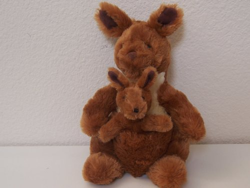 Kangaroo And Baby Joey Plush: Kohls Cares For Kids