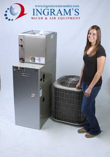 Payne 13 SEER 2.5 Ton AC and 90 AFUE 80,000 btu gas furnace