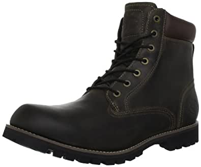 """Timberland Earthkeepers Waterproof 6"""", Men's Lace-Up Boots, Dark Olive, 7 UK"""