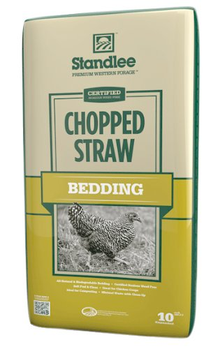 Standlee Hay Company Wheat or Barley Chopped Straw for Animal Bedding (Chicken Hay compare prices)