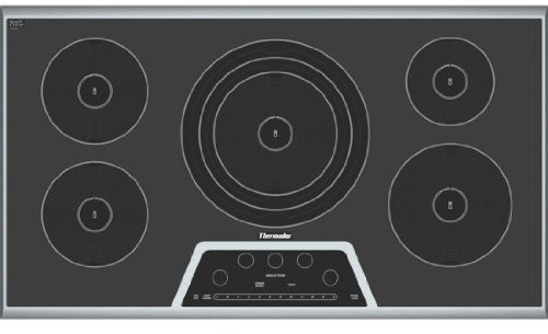 Thermador : CIT365GB 36 Induction Cooktop - Stainless Steel