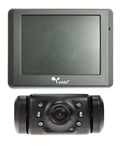 Yada BT50424F-1 Tiny Traveler Baby Monitor for the Car - 1