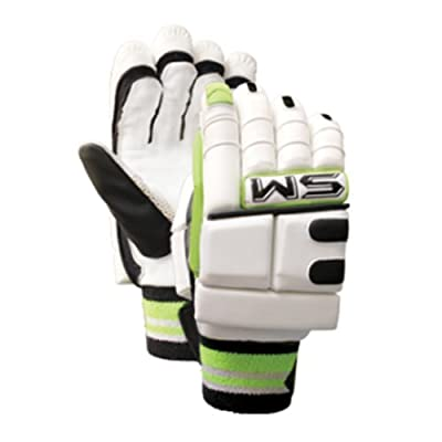 SM King's Crown Batting Gloves, Men's