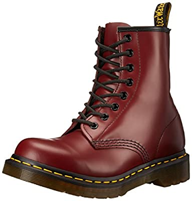 Dr. Martens Women's 1460 Originals Eight-Eye Lace-Up Boot
