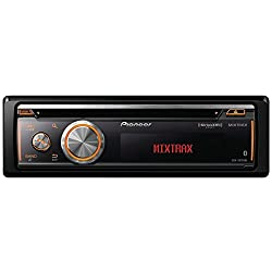 See Pioneer DEH-X8700BS CD Receiver with Full Dot LCD Display, Bluetooth, SiriusXM-Ready, Siri Eyes Free, USB Playback, Android Music Support, and Pandora Details