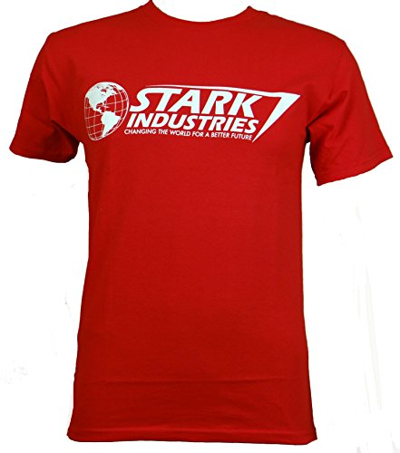 Iron Man Stark Industries T-shirt
