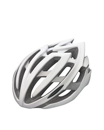 ABUS Casco da Bicicletta Tec-Tical Bianco 58-62 cm