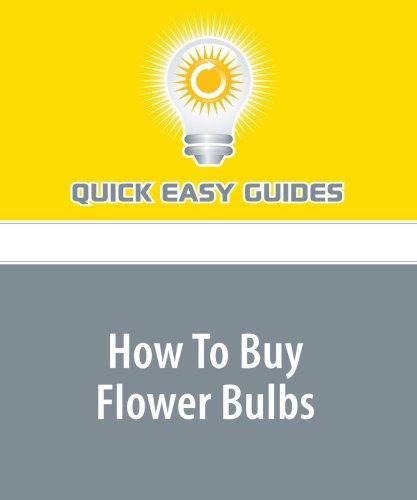 How To Buy Flower Bulbs