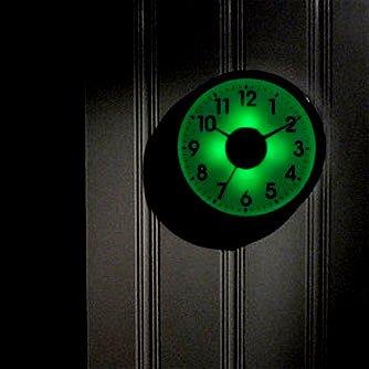 Prix 28 60 for Horloge lumineuse