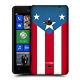 Head Case Usa Flag American Pride Protective Back Case Cover For Nokia Lumia 625