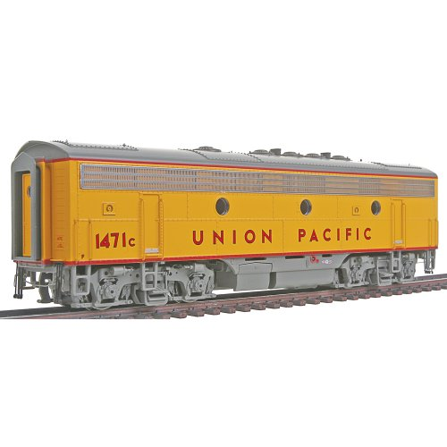 PROTO 2000 HO Scale Diesel EMD F7B Unit Powered - Standard DC 920-47633
