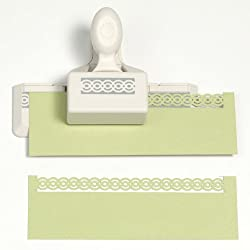 Martha Stewart Crafts Double-Edge Punch, Double Link Trim
