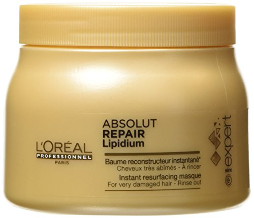 L'Oreal Paris discount duty free L'Oreal Professional Serie Expert Absolut Repair Lipidium Masque, 16.89 Ounce