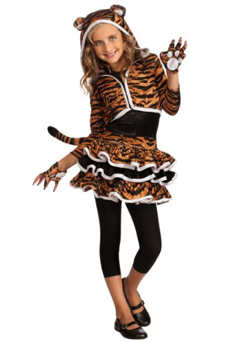 Tigress Kids Costume