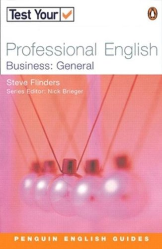 Test Your Professional English: Elementary (Penguin English)
