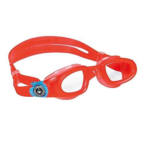Aqua Sphere Moby Kid Occhialino/Maschera Nuoto Bambino , Arancione