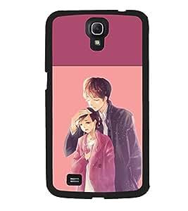 Fuson 2D Printed Designer back case cover for Samsung Galaxy Mega 6.3 I9200 - D4316