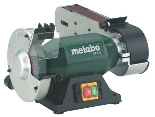 Metabo-601750000-Kombi-Bandschleifmaschine-BS-175