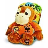 WWF Endangered Friends Orang-utan-14cm