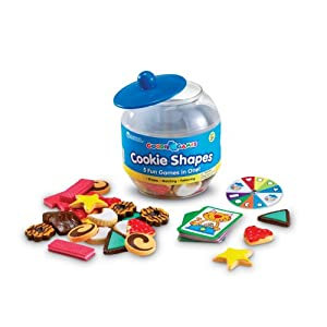 Goodie Games - Cookie Shapes