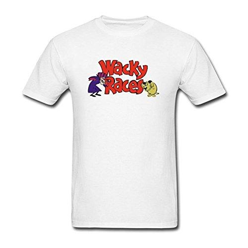 DanielRauda Men's Wacky Races Short Sleeve T Shirt