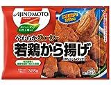 冷凍食品 味の素 やわらか若鶏から揚げVP325g×12入
